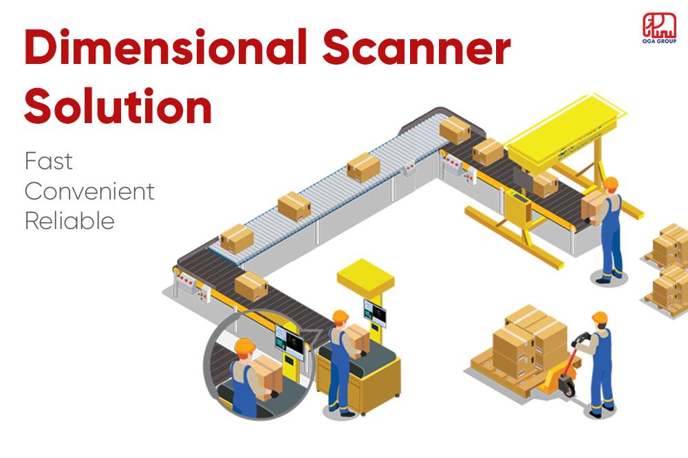 barcode dimension scanner solution