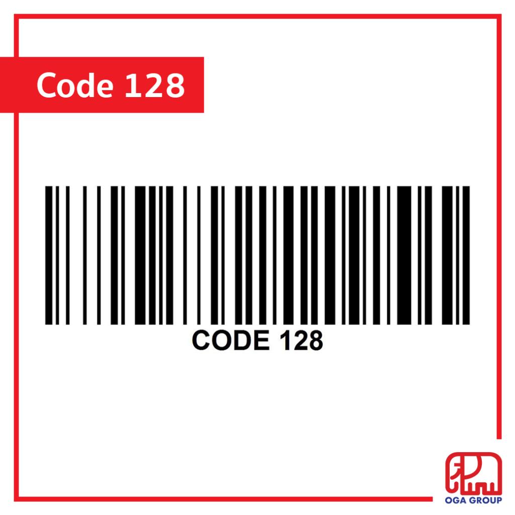บาร์โค้ด Code 128