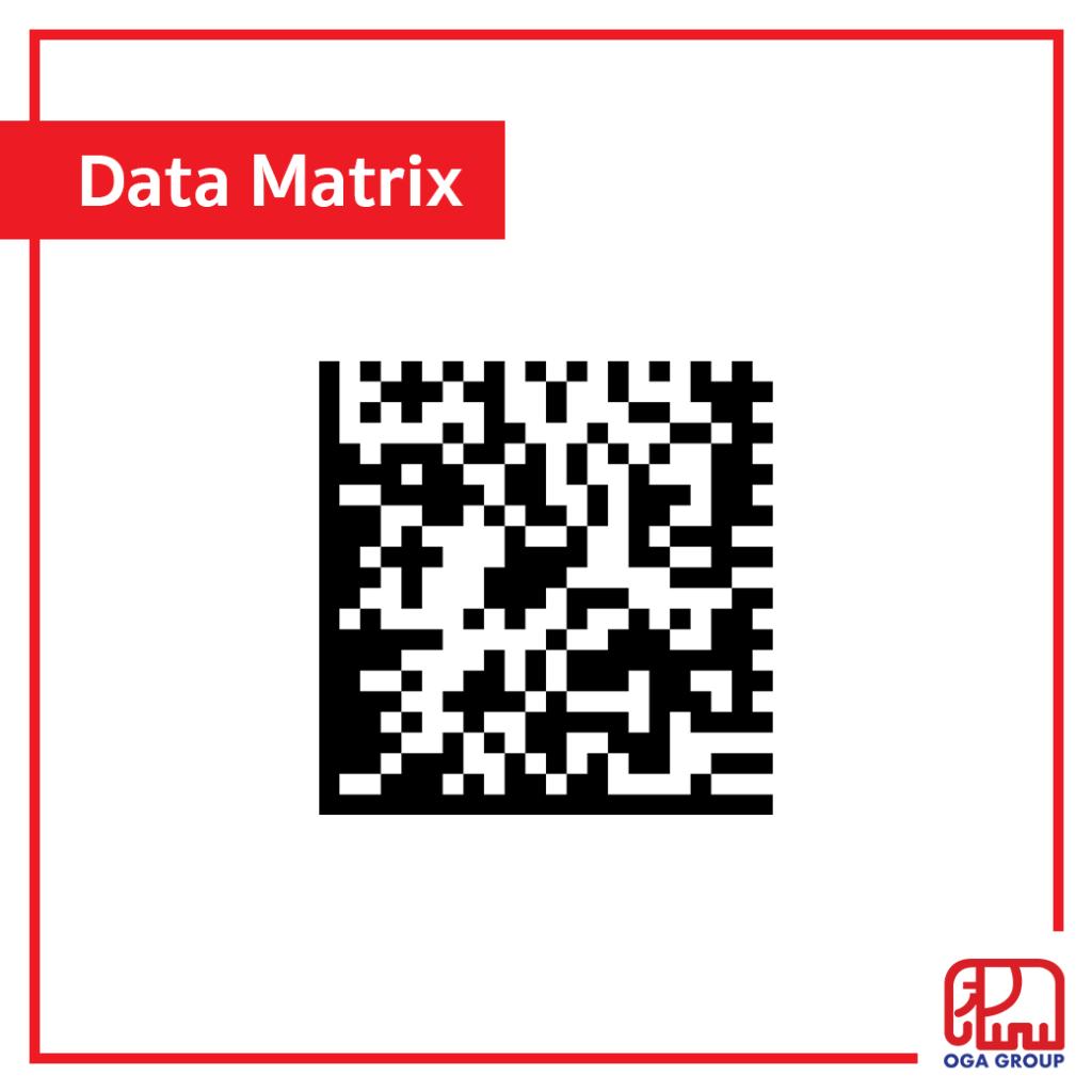 บาร์โค้ด Data Matrix