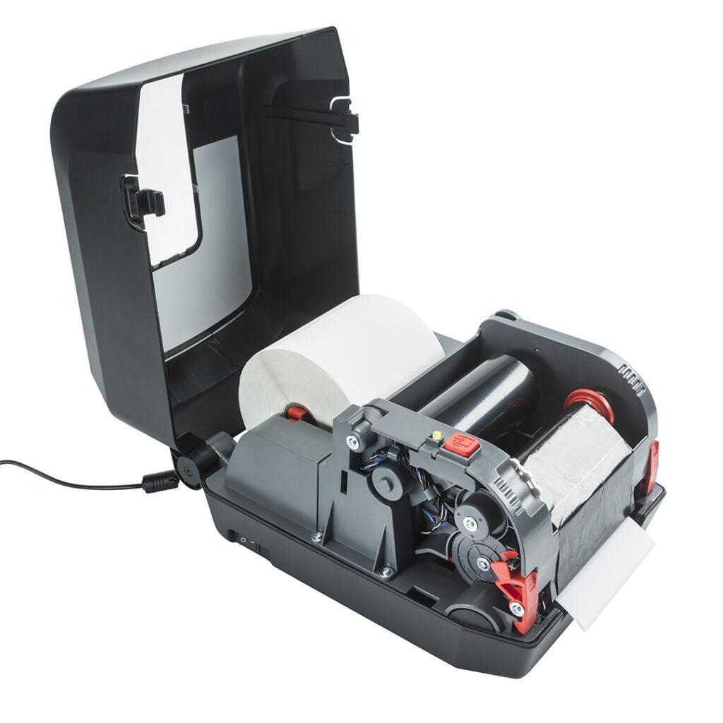 เครื่องพิมพ์บาร์โค้ด สติ๊กเกอร์บาร์โค้ด พิมพ์ความร้อน ทำงานอย่างไร
